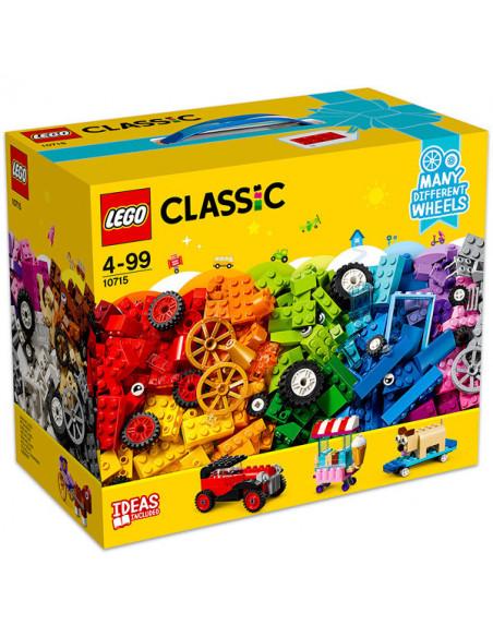 Lego Classic: Cărămiduțe În Mișcare 10715
