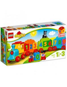 Lego Duplo: Trenul Cu Numere 10847