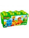 Lego Duplo: Prima Mea Cutie De Cărămizi Cu Animale 10863