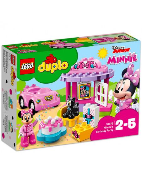 Lego Duplo: Petrecerea Lui Minnie 10873