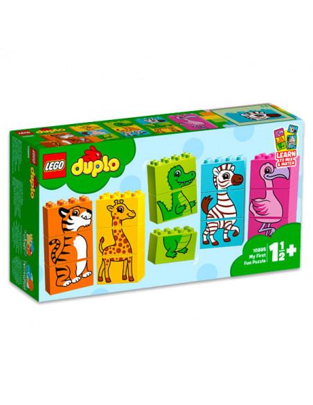 Lego Duplo: Primul Meu Puzzle Distractiv 10885