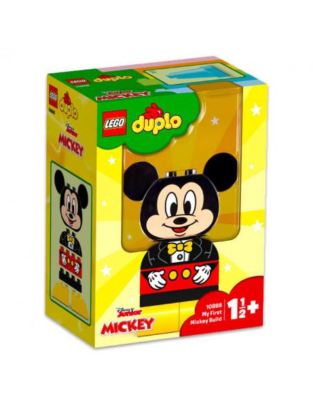 Lego Duplo: Prima Mea Construcție Mickey 10898