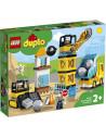 Lego Duplo: Bila De Demolare 10932