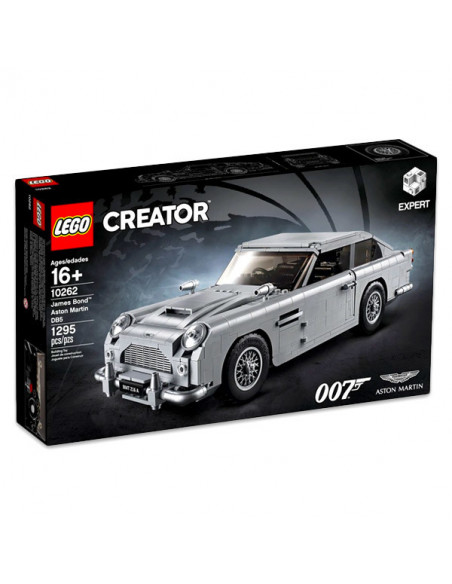 Lego Creator: James Bond Aston Martin 10262