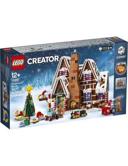 Lego Creator: Casă Din Turtă Dulce 10267