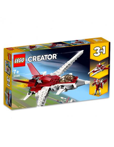 Lego Creator: Planorul Viitorului 31086