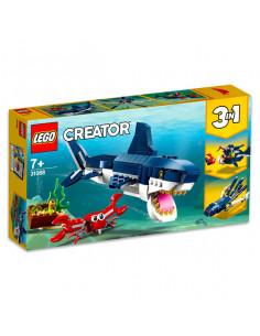 Lego Creator: Creaturi Marine Din Adâncuri 31088