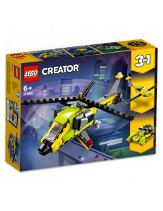 Lego Creator: Aventură Cu Elicopterul 31092