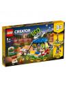 Lego Creator: Caruselul De La Bâlci - 31095