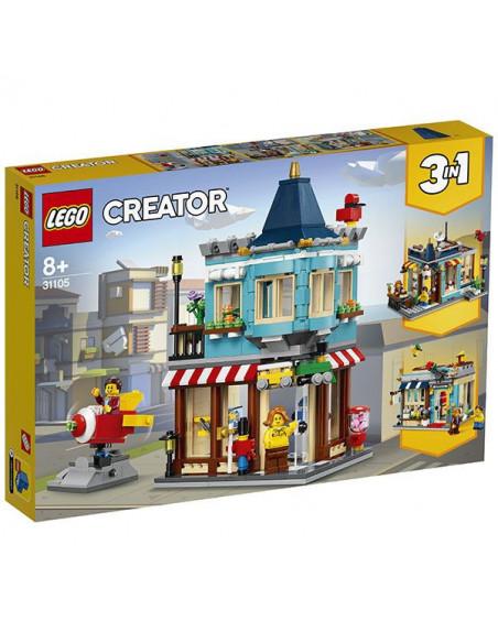 Lego Creator: Magazin De Jucării 31105
