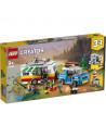 Lego Creator: Vacanța În Familie Cu Rulota 31108