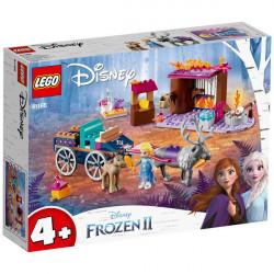 Lego Disney Aventura Elsei Cu Trăsura 41166