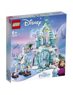Lego Disney: Elsa Și Palatul Ei Magic De Gheață 43172