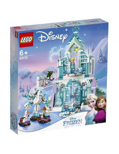 Lego Disney: Elsa Și Palatul Ei Magic De Gheață 43172
