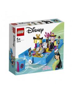 Lego Disney Princess: Aventuri Din Cartea De Povești Cu Mulan 43174