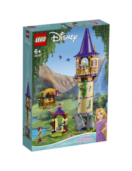 Lego Disney Princess: Turnul Lui Rapunzel 43187