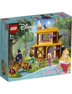 Lego Disney Princess: Căsuța Din Pădure A Aurorei 43188
