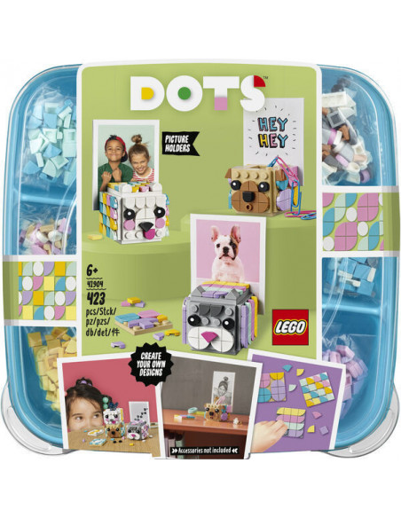 Lego Dots: Ramă Foto 41904