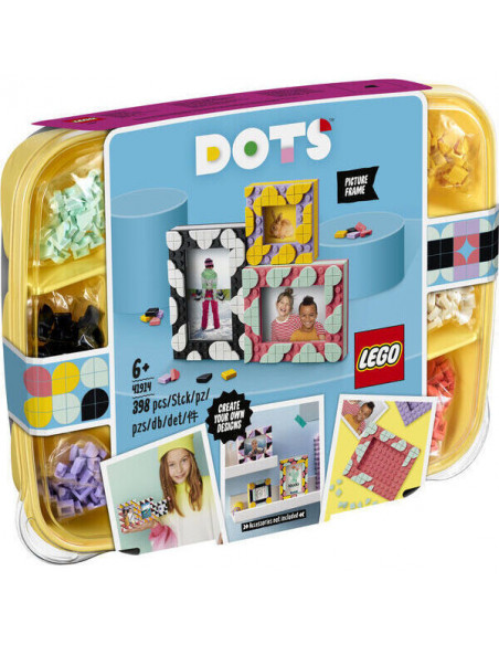 Lego Dots: Rame Foto Creative 41914
