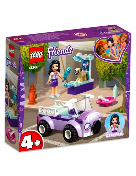 Lego Friends: Clinica Veterinară Mobilă A Emmei 41360