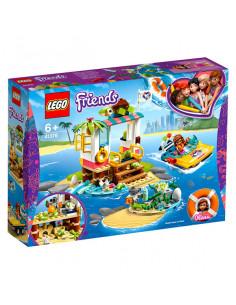 Lego Friends: Misiunea De Salvare A Țestoaselor - 41376