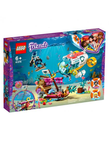 Lego Friends: Misiunea De Salvare A Delfinilor - 41378