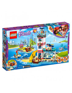 Lego Friends: Centrul De Salvare De La Far - 41380
