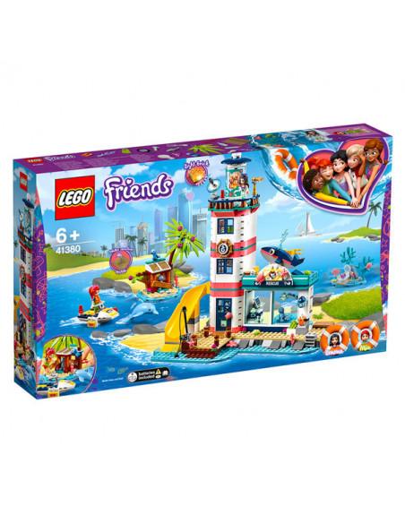 Lego Friends: Centrul De Salvare De La Far - 41380