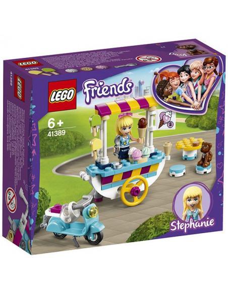 Lego Friends: Stand Cu Înghețată 41389