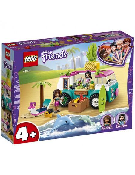 Lego Friends: Camion Cu Răcoritoare 41397