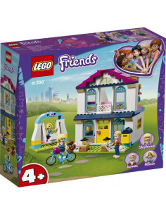 Lego Friends: Casa Lui Stephanie 41398