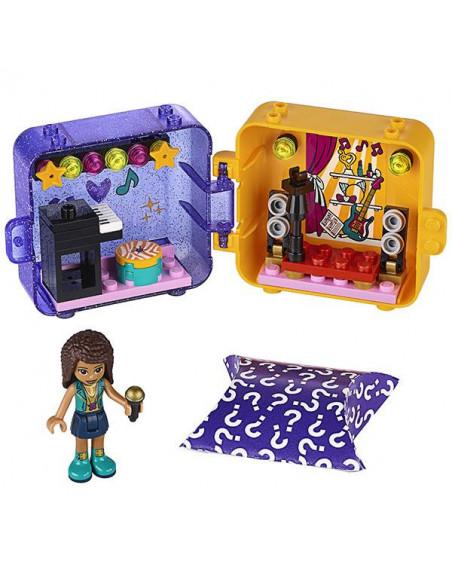 Lego Friends: Cubul De Joacă Al Andreei 41400