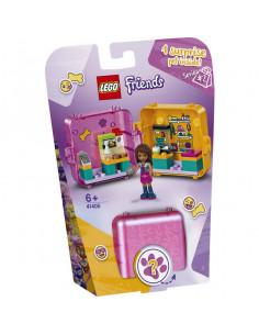 Lego Friends: Cubul De Joacă De Cumpărături Al Andreei 41405