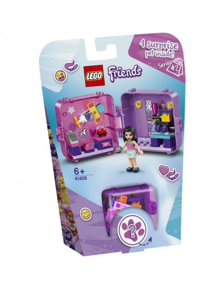 Lego Friends: Cubul De Joacă De Cumpărături Al Emmei 41409