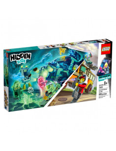 Lego Hidden Side - Autobuz Paranormal Intercept 3000 70423