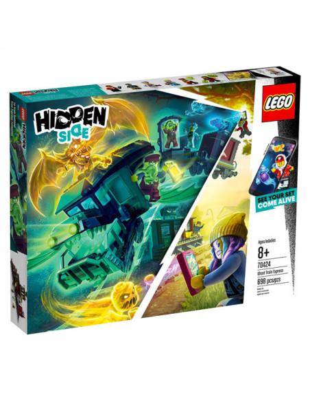 Lego Hidden Side - Trenul Expres Al Fantomelor 70424