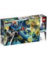 Lego Hidden Side: Avionul De Cascadorie Al Lui El Fuego 70429