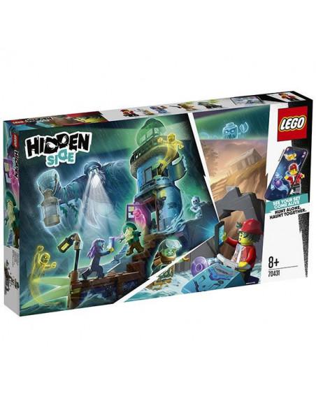Lego Hidden Side: Farul Întunericului 70431