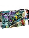 Lego Hidden Side: Mașină Supranaturală De Cursă 70434