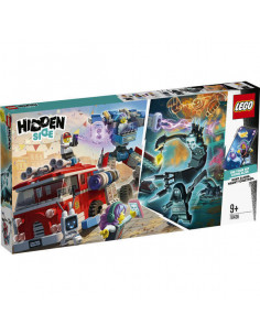 Lego Hidden Side: Camionul De Pompieri Phantom 3000 70436