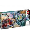 Lego Hidden Side: Camionul De Pompieri Phantom 3000 70436