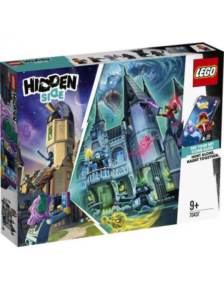 Lego Hidden Side: Castelul Misterelor 70437