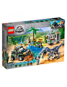 Lego Jurassic World: Înfruntarea Baryonyx: Vânătoarea De Comori