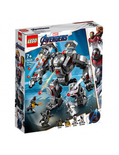 Lego Marvel Super Heroes 76124