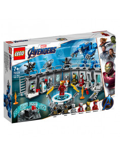 Lego Marvel Super Heroes 76125