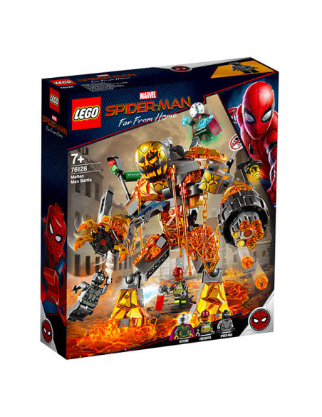 Lego Marvel Super Heroes 76128