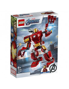 Lego Marvel Super Heroes 76140
