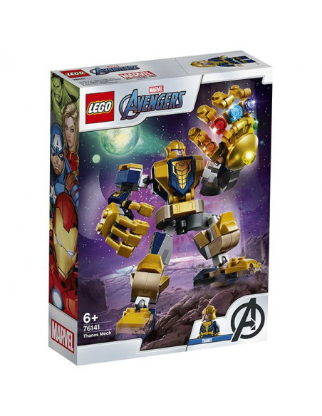 Lego Marvel Super Heroes 76141