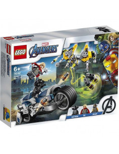 Lego Marvel Super Heroes 76142