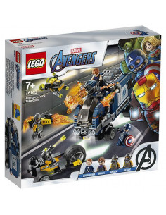 Lego Marvel Super Heroes 76143